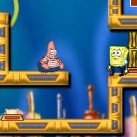 Гра подорож Спанч Боба: Підводний світ