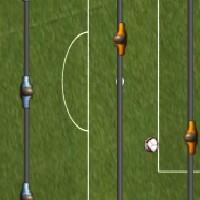 Гра цікавий настільний футбол на двох