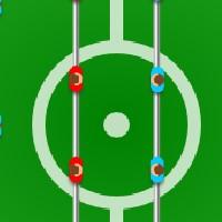 Гра настільний футбол на двох