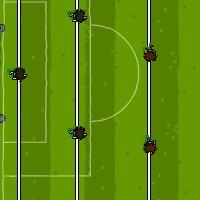 Гра настільний футбол з вікінгами