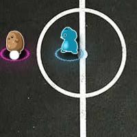 Гра футбол хом'ячків: обіграй
