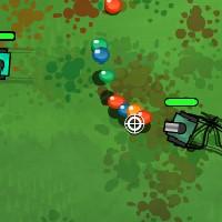 Гра кольорові танки