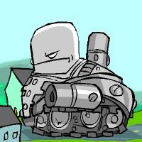 Гра Танк руйнівник: Повний вперед
