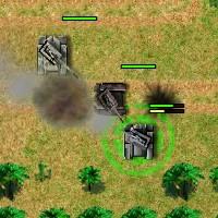 Гра танкова оборона на двох