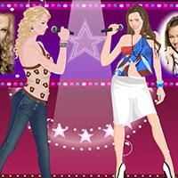 Гра Hannah Montana на парному концерті