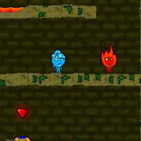 Гра Вогонь і Вода на двох: Повернення в лісовий Храм