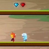 Гра Вогонь і Лід на двох: Дорога Додому