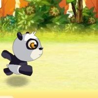 Гра Аркади: Біг Панди і Черепахи