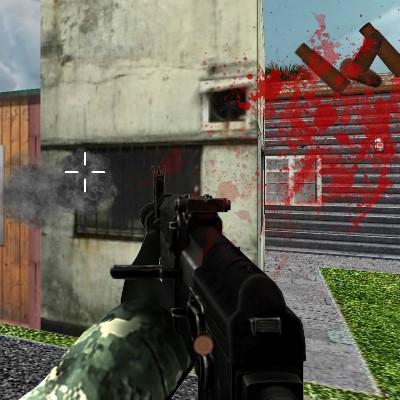Гра Військове бій: Стреляка сутичка десанту