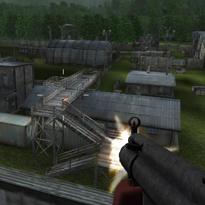 Багатокористувацька гра війна: Битва солдатів в 3д