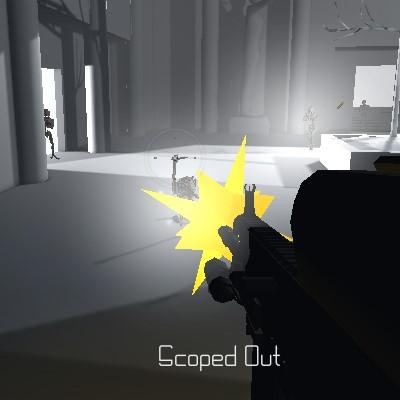 Гра Стрілялка шутер: Напад Роботів