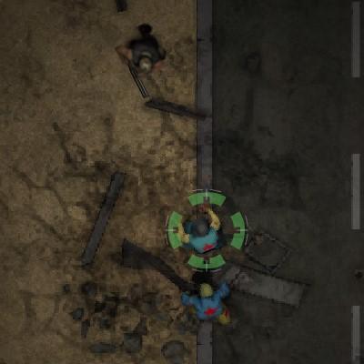 Гра Шутер Стрілялка Зомбі: Криваве рішення