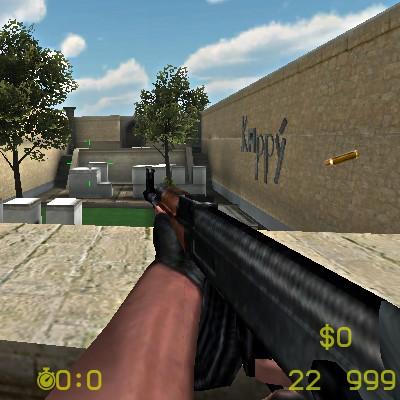 Гра Контр Страйк онлайн : одиночний і командний режим