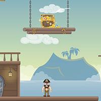 Гра Пірати Карибського моря наповнюють скриню