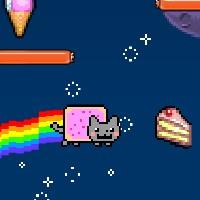 Гра Кішка Нян: Загублена в космосі