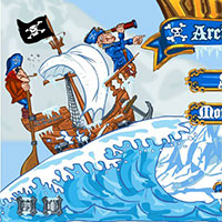 Гра Пірати Карибського Моря збирають скарби!