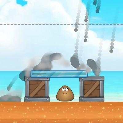 Гра Поу: Вкрий героя від хмаринки