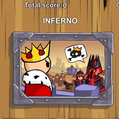 Гра Черв'ячки: Війна королів