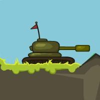 Гра Черв'ячки: Танк на танк