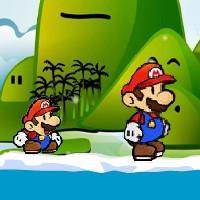 Гра Черв'ячки Маріо: Битва