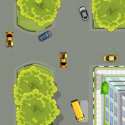 Гра припаркуй шкільний автобус