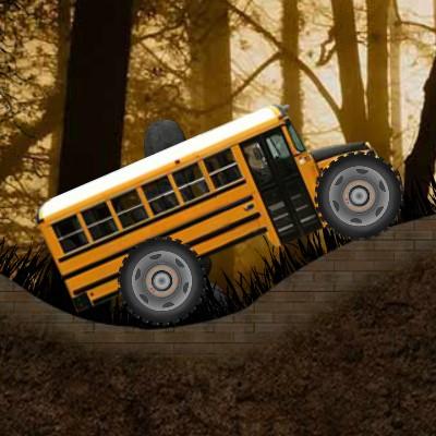 Гра Автобус Монстр: Круте управління