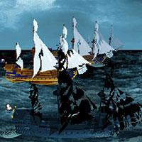 Гра Пірати Карибського Моря: Чорна перлина!
