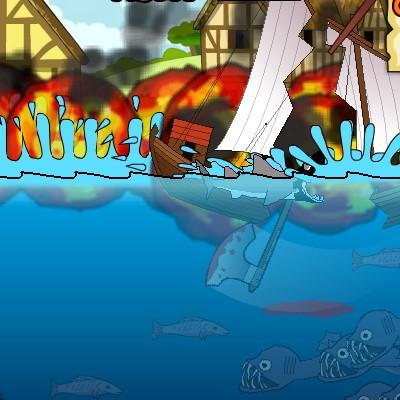 Гра Акула Вбивця: Середньовічний хижак
