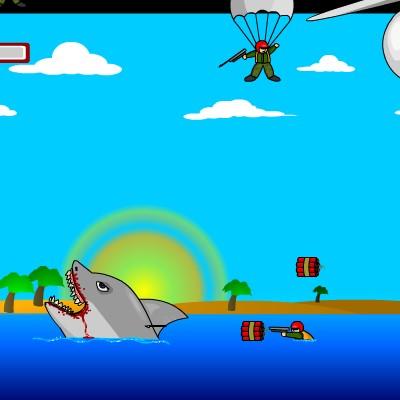 Гра про лють Акули