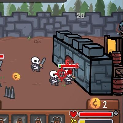 Гра Атака: Облога Лицаря
