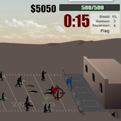 Гра Атака стрілялка: Штурм будинку 3