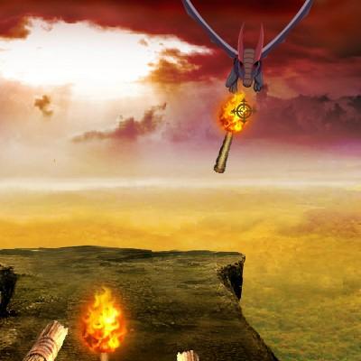 Гра Атака: Полюємо на драконів