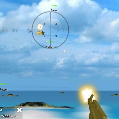 Гра Атака: Повітряний стрілець