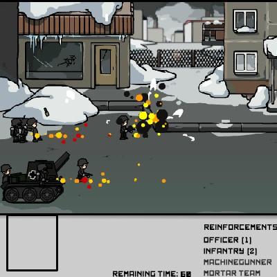 Гра Атака Сталінграда взимку: Мистецтво війни 2