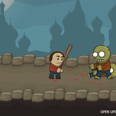 Гра Атака Ботаніка проти Зомбі: Просто Вижити