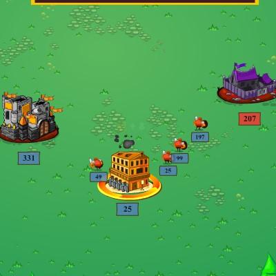 Гра Атака і Захист Замку: Велике Завоювання