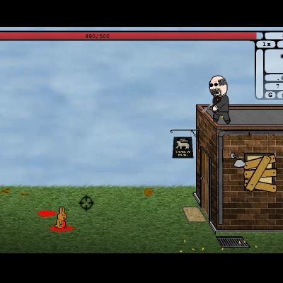 Гра Атака: Банні Вторгнення 2