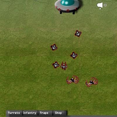 Гра Атака: Захоплення Галактики
