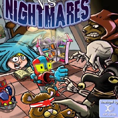 Гра Атака: Іграшки проти Кошмариків