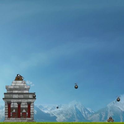 Гра захисти замок від атак ворогів 2