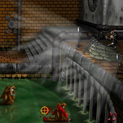 Гра Атака: Підземні вторгнення