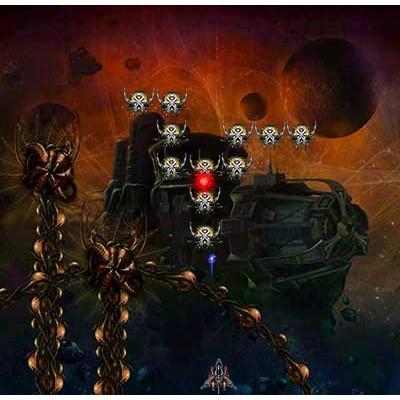Гра Атака: Космічний арканоїд Захисник зірок