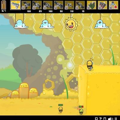 Гра Атака злих бджіл