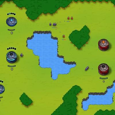 Гра Атака: Захоплення втраченої бази