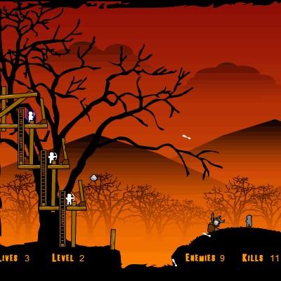 Гра Атака: Захисник Мертвого дерева