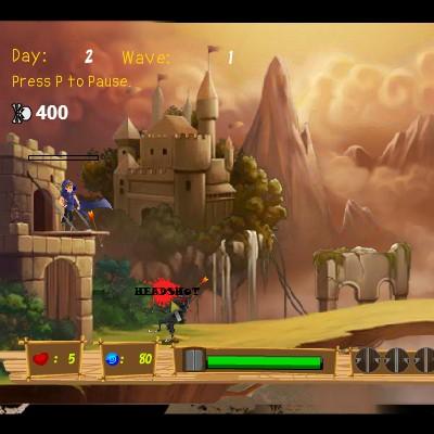 Гра Атака: Останній Вартовий