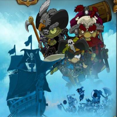 Гра Атака піратів: Пірати Телонии