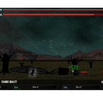 Гра виживання: Повітряна куля у Пустки