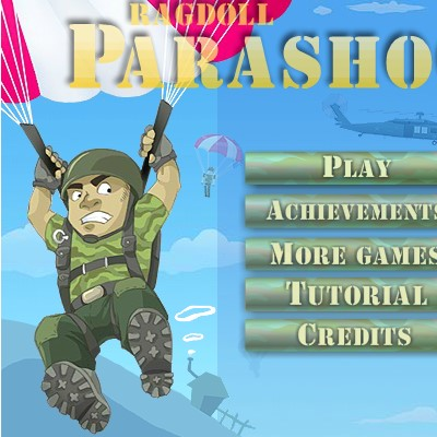 Гра Атака Ворожих парашутистів