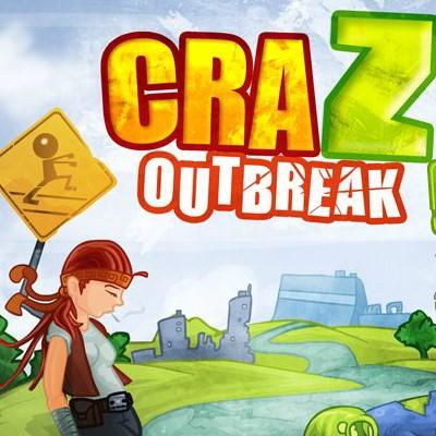 Гра Атака Зомбі: Спалах вірусу